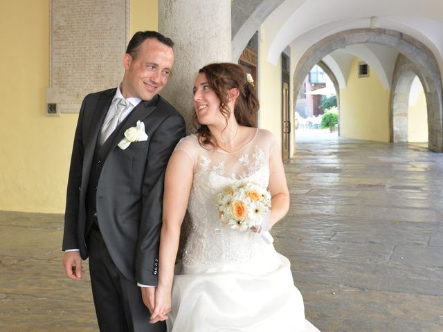 Il matrimonio di Renzo e Erica a Riva del Garda, Trento 12