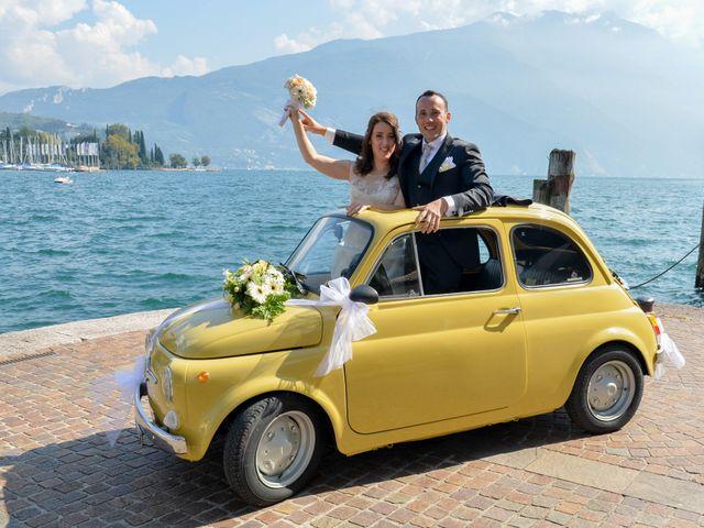 Il matrimonio di Renzo e Erica a Riva del Garda, Trento 2