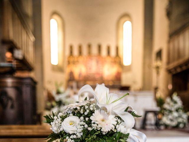 Il matrimonio di Francesco e Francesca a Sansepolcro, Arezzo 21