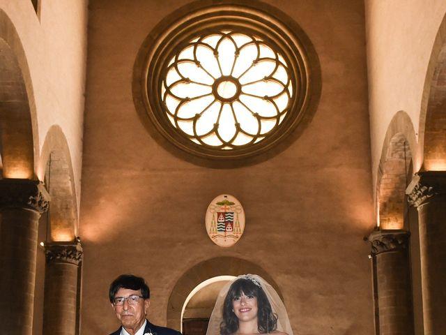 Il matrimonio di Francesco e Francesca a Sansepolcro, Arezzo 28