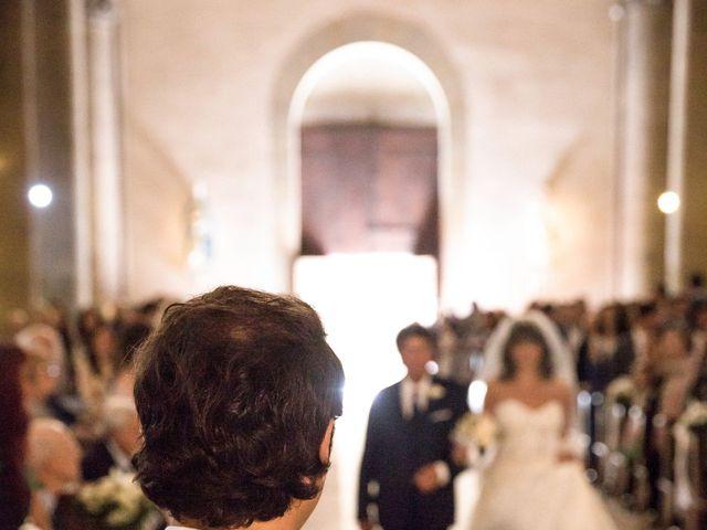 Il matrimonio di Francesco e Francesca a Sansepolcro, Arezzo 29