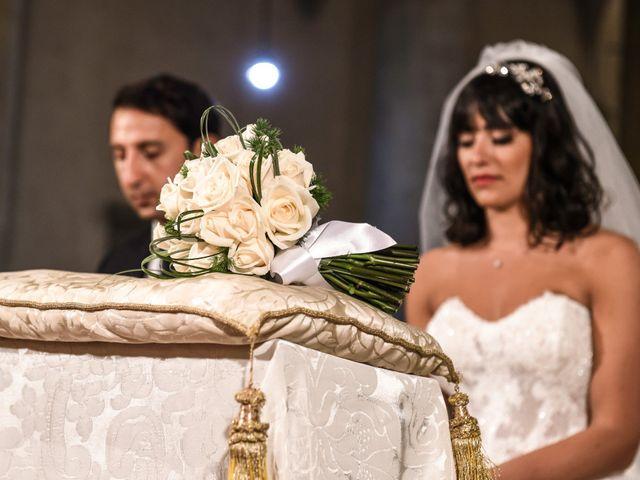 Il matrimonio di Francesco e Francesca a Sansepolcro, Arezzo 33