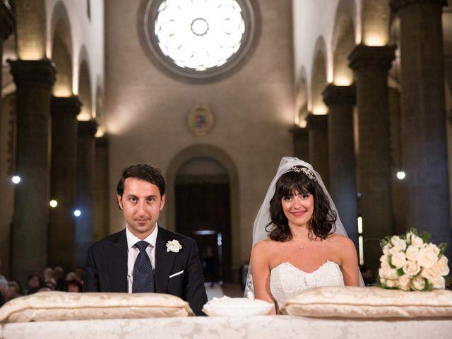 Il matrimonio di Francesco e Francesca a Sansepolcro, Arezzo 34