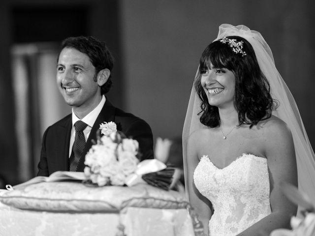 Il matrimonio di Francesco e Francesca a Sansepolcro, Arezzo 35
