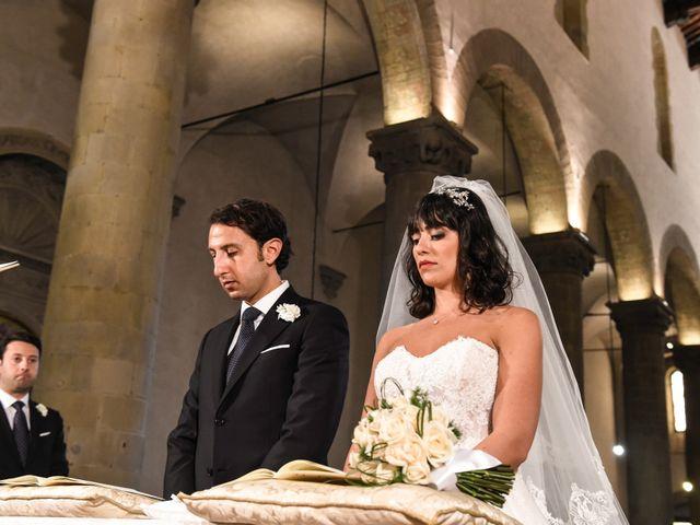 Il matrimonio di Francesco e Francesca a Sansepolcro, Arezzo 36
