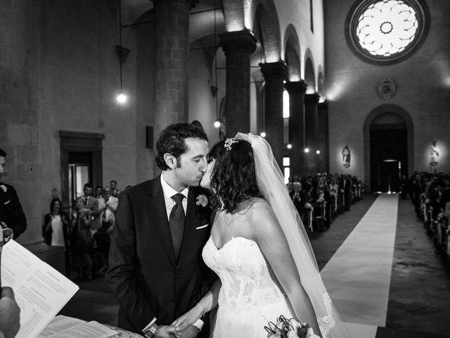 Il matrimonio di Francesco e Francesca a Sansepolcro, Arezzo 38