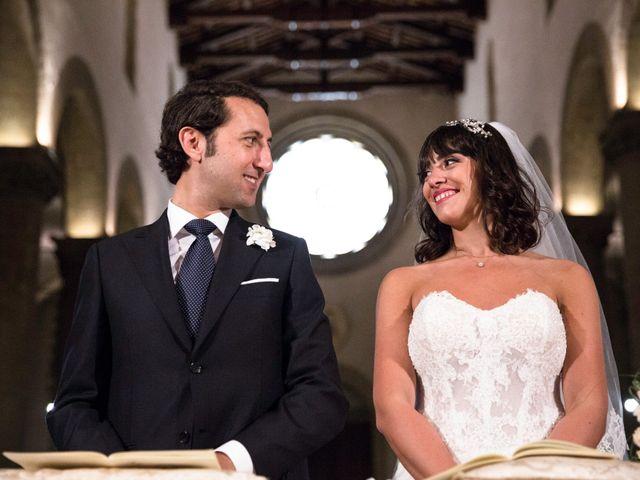 Il matrimonio di Francesco e Francesca a Sansepolcro, Arezzo 40
