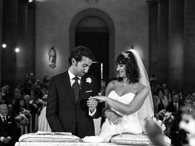 Il matrimonio di Francesco e Francesca a Sansepolcro, Arezzo 41