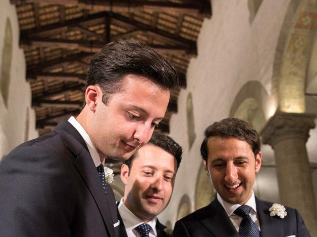 Il matrimonio di Francesco e Francesca a Sansepolcro, Arezzo 43