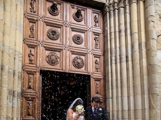 Il matrimonio di Francesco e Francesca a Sansepolcro, Arezzo 45