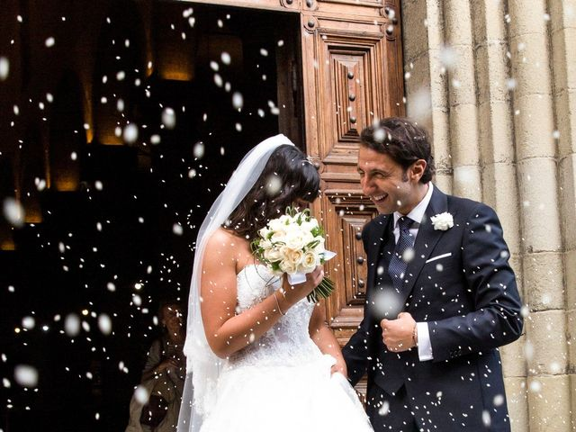 Il matrimonio di Francesco e Francesca a Sansepolcro, Arezzo 46