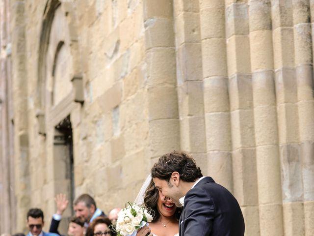 Il matrimonio di Francesco e Francesca a Sansepolcro, Arezzo 47