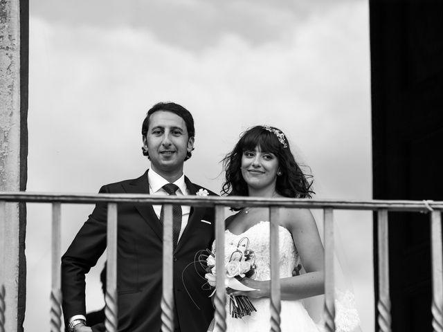 Il matrimonio di Francesco e Francesca a Sansepolcro, Arezzo 50