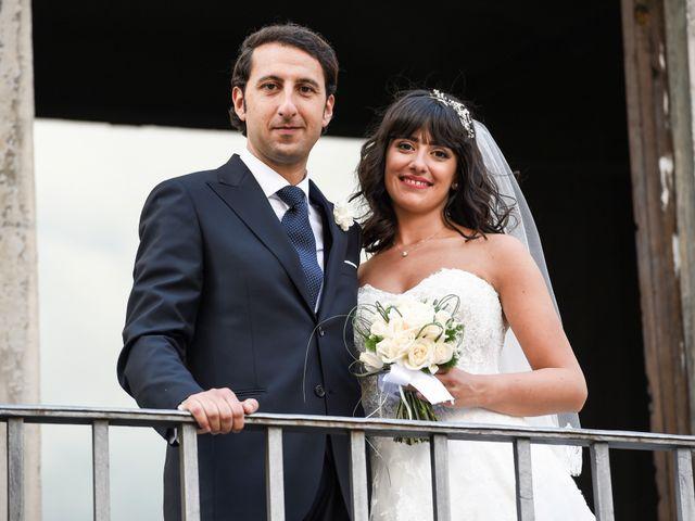 Il matrimonio di Francesco e Francesca a Sansepolcro, Arezzo 51