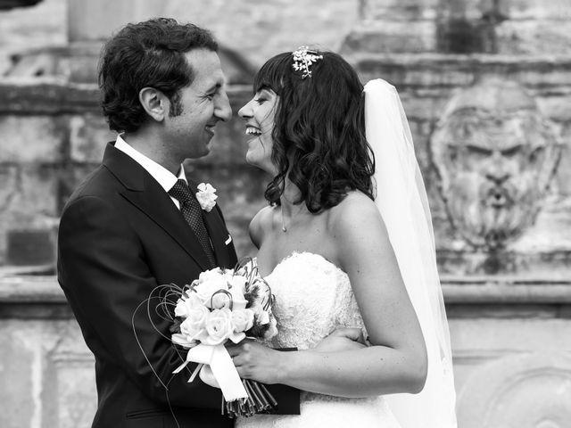 Il matrimonio di Francesco e Francesca a Sansepolcro, Arezzo 54