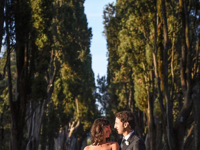 Il matrimonio di Francesco e Francesca a Sansepolcro, Arezzo 62