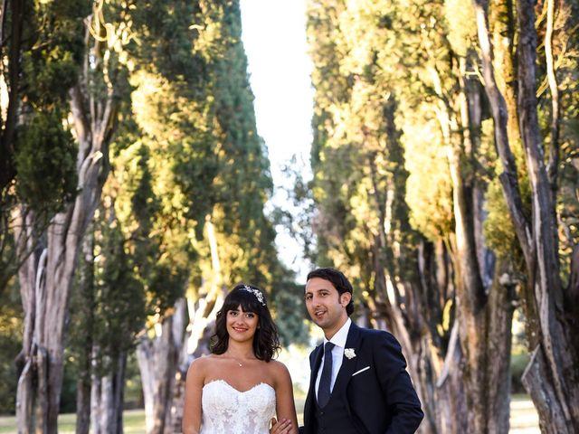 Il matrimonio di Francesco e Francesca a Sansepolcro, Arezzo 63