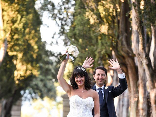 Il matrimonio di Francesco e Francesca a Sansepolcro, Arezzo 70