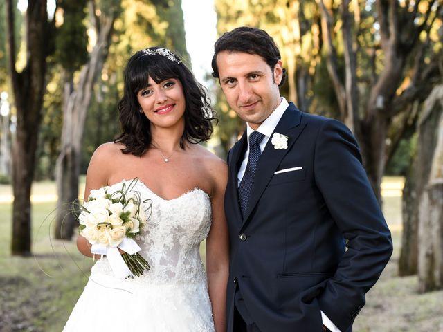 Il matrimonio di Francesco e Francesca a Sansepolcro, Arezzo 73