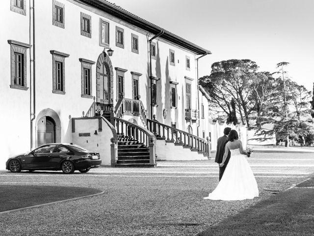 Il matrimonio di Francesco e Francesca a Sansepolcro, Arezzo 74