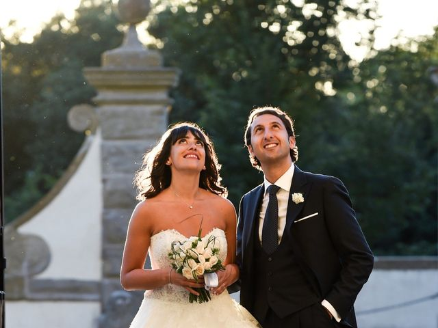 Il matrimonio di Francesco e Francesca a Sansepolcro, Arezzo 79