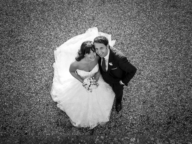 Il matrimonio di Francesco e Francesca a Sansepolcro, Arezzo 80