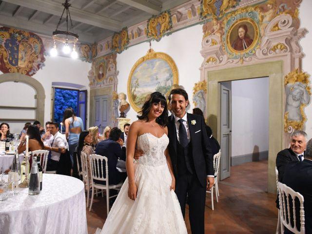 Il matrimonio di Francesco e Francesca a Sansepolcro, Arezzo 82