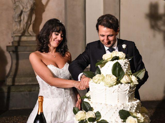 Il matrimonio di Francesco e Francesca a Sansepolcro, Arezzo 85