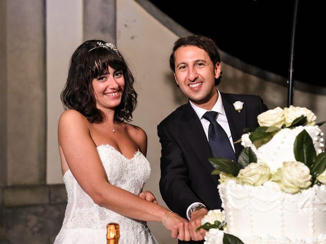 Il matrimonio di Francesco e Francesca a Sansepolcro, Arezzo 86