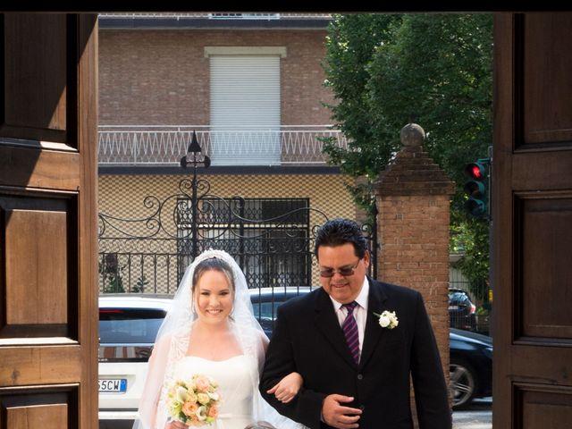 Il matrimonio di Marco e Cybelle a Reggio nell'Emilia, Reggio Emilia 15