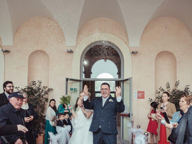 Il matrimonio di Alberto e Veronica a Milano, Milano 32