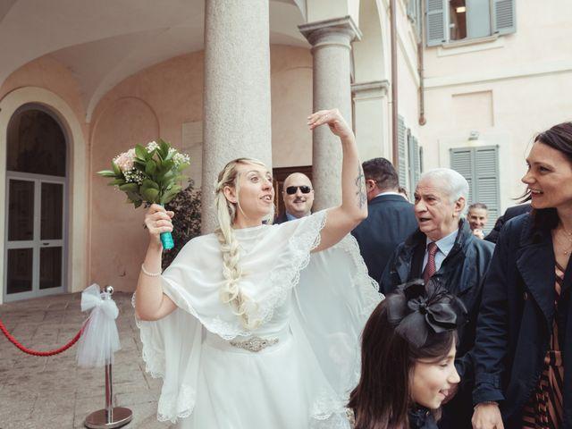 Il matrimonio di Alberto e Veronica a Milano, Milano 33