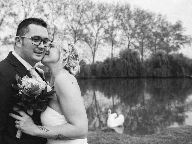Il matrimonio di Alberto e Veronica a Milano, Milano 51