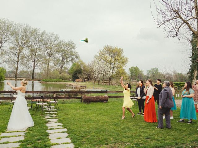 Il matrimonio di Alberto e Veronica a Milano, Milano 75
