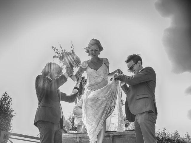 Il matrimonio di Max e Federica a Moniga del Garda, Brescia 9