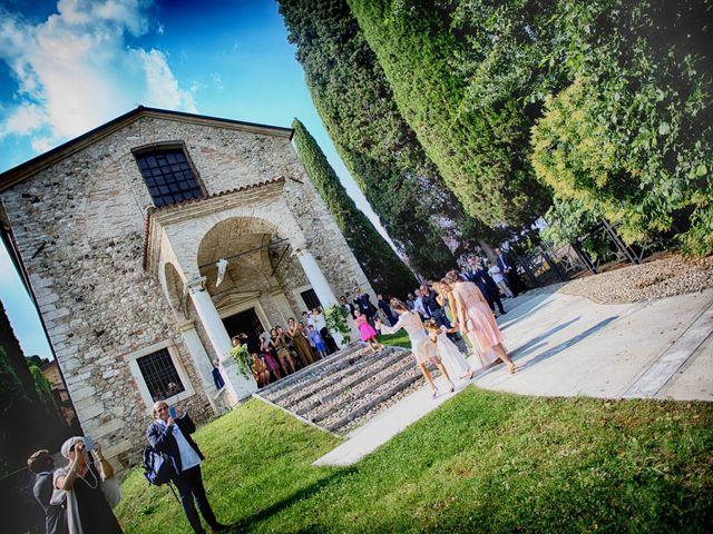 Il matrimonio di Max e Federica a Moniga del Garda, Brescia 10