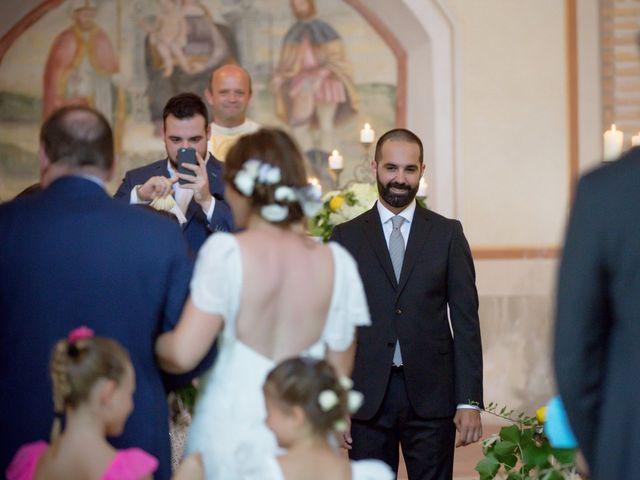 Il matrimonio di Max e Federica a Moniga del Garda, Brescia 11
