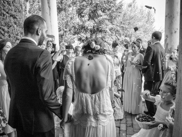 Il matrimonio di Max e Federica a Moniga del Garda, Brescia 17