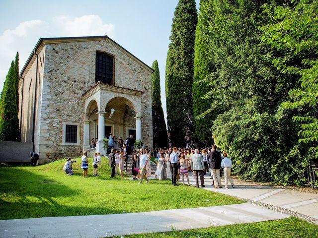 Il matrimonio di Max e Federica a Moniga del Garda, Brescia 19