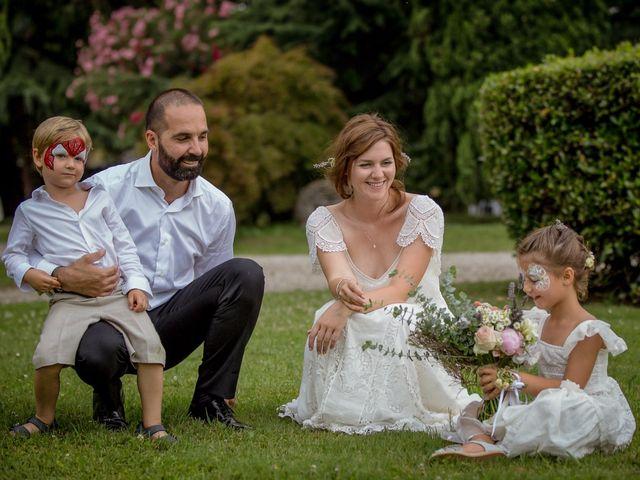 Il matrimonio di Max e Federica a Moniga del Garda, Brescia 29