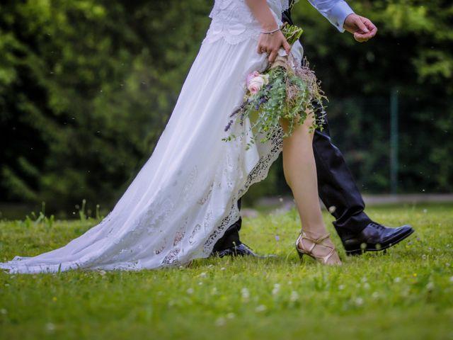 Il matrimonio di Max e Federica a Moniga del Garda, Brescia 30