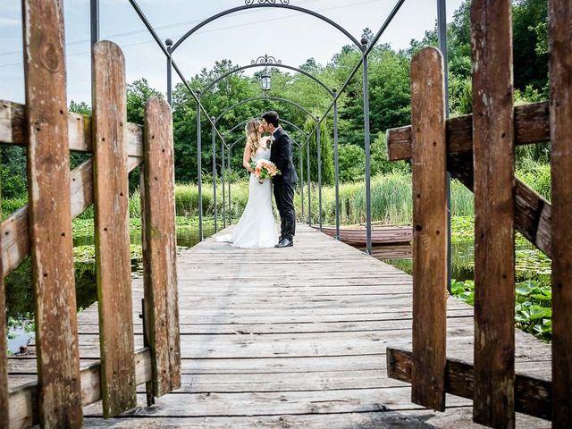 Le nozze di Melisssa e Matteo