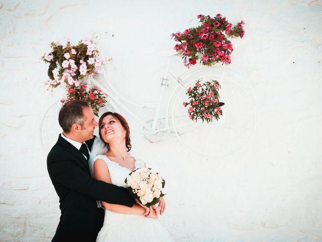 Il matrimonio di Fabio e Dora a Ceglie Messapica, Brindisi 17