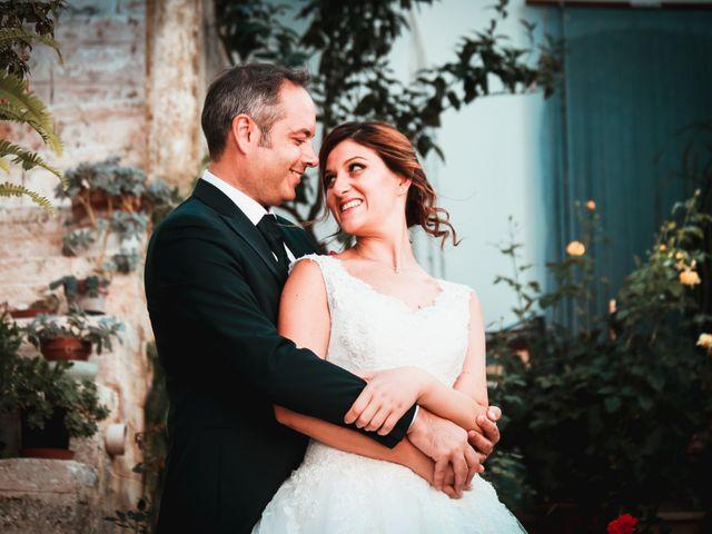 Le nozze di Dora e Fabio