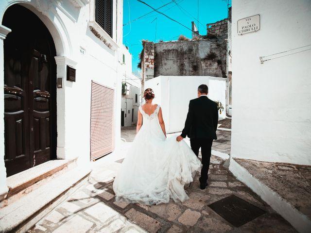 Il matrimonio di Fabio e Dora a Ceglie Messapica, Brindisi 21