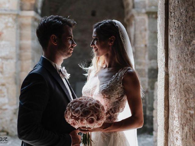 Il matrimonio di Elisabetta e Marco a Fossacesia, Chieti 1