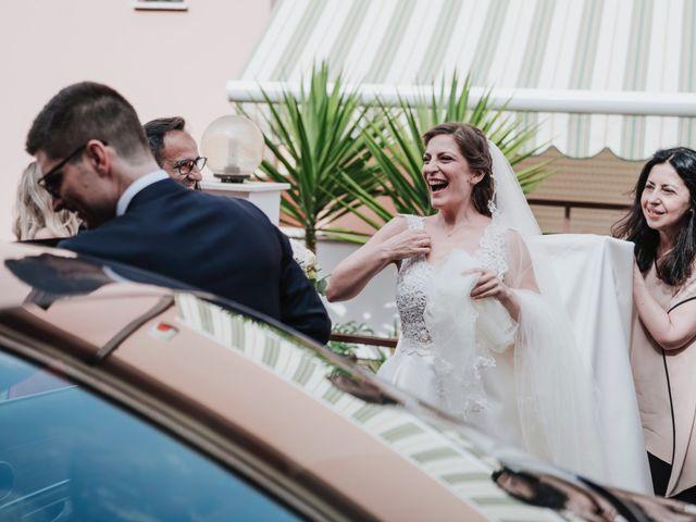 Il matrimonio di Gabriele e Serena a Pescara, Pescara 21