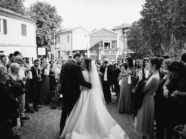 Il matrimonio di Gabriele e Serena a Pescara, Pescara 32