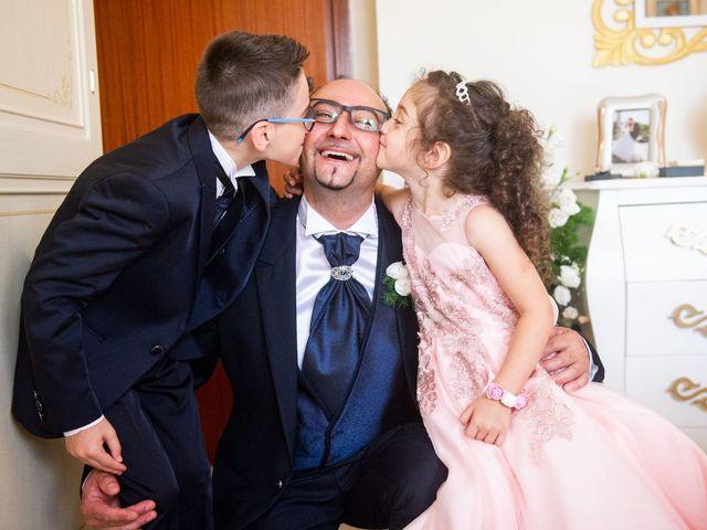 Il matrimonio di Vito e Cinzia a Palazzo San Gervasio, Potenza 10