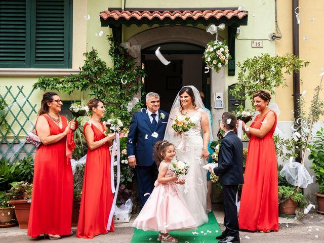 Il matrimonio di Vito e Cinzia a Palazzo San Gervasio, Potenza 13
